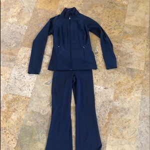 Lucy athletic suit